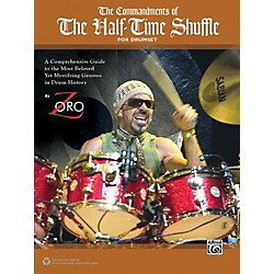 Alfred Commandments of the Half-Time Shuffle by Zoro Drum Book (00-35137)