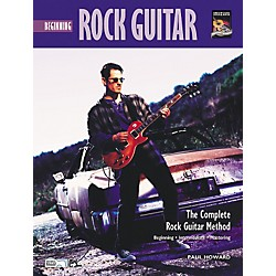 Alfred Complete Rock Guitar Method Beginning Rock Guitar (00-14199)