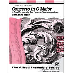 Alfred Concerto in C Major 2 copies required (00-5448)
