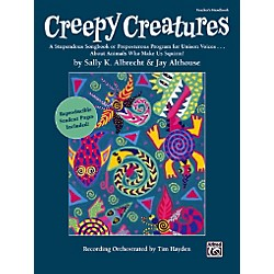Alfred Creepy Creatures Teachers Handbook (00-35851)