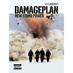 Alfred Damageplan New Found Power Guitar Tab Songbook (699964)