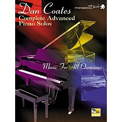 Alfred Dan Coates Complete Advanced Piano Solos (00-AF9948)