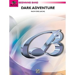 Alfred Dark Adventure Concert Band Grade 1 Set (00-BDM01022)