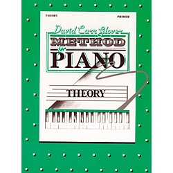 Alfred David Carr Glover Method for Piano Theory Primer (00-FDL01004)