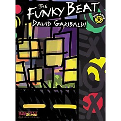 Alfred David Garibaldi The Funky Beat (Book and 2 CDs) (00-MMBK0066CD)