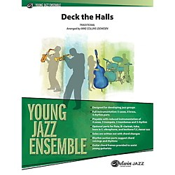 Alfred Deck the Halls Jazz Band Grade 2 Set (00-41120)