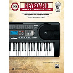 Alfred DiY (Do it Yourself) Keyboard Book & Streaming Video (00-42550)