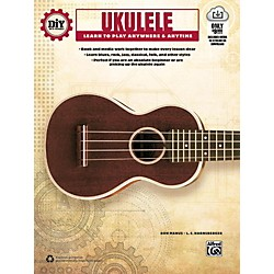 Alfred DiY (Do it Yourself) Ukulele Book & Streaming Video (00-42547)