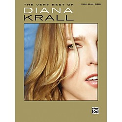 Alfred Diana Krall The Very Best of Piano/Vocal/Chords (00-32070)