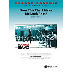 Alfred Does This Chart Make Me Look Phat? Jazz Band Grade 6 Set (00-41143)