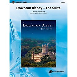 Alfred Downton Abbey The Suite Concert Band Level 3 Set (00-42212)