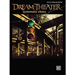 Alfred Dream Theater - Systematic Chaos Guitar Tab Songbook (700511)