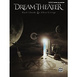 Alfred Dream Theater: Black Clouds & Silver Linings - Guitar Tab Book (701258)