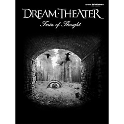 Alfred Dream Theater Train of Thought Guitar Tab Songbook (700143)