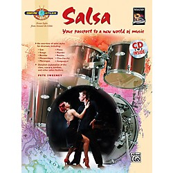 Alfred Drum Atlas: Salsa (Book/CD) (00-30312)