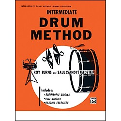 Alfred Drum Method Intermediate Intermediate (00-HAB00100)