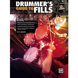 Alfred Drummer's Guide to Fills (00-30251)