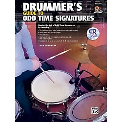 Alfred Drummer's Guide to Odd Time Signatures (Book/CD) (00-34099)