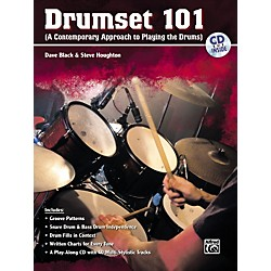 Alfred Drumset 101 Book and CD (00-27922)