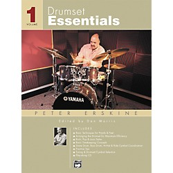 Alfred Drumset Essentials Volume 1 (Book/CD) (00-20622)