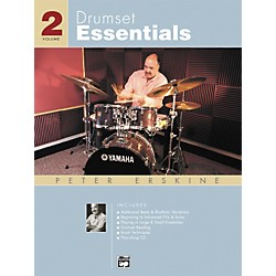 Alfred Drumset Essentials Volume 2 (Book/CD) (00-20801)