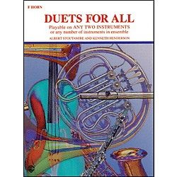 Alfred Duets for All Horn in F (00-PROBK01330)