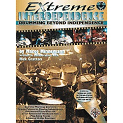 Alfred EXtreme Interdependence (Book/CD) (00-0560B)