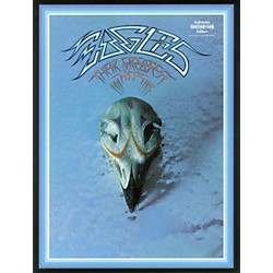 Alfred Eagles Their Greatest Hits 1971-1975 Guitar Tab Songbook (322485)