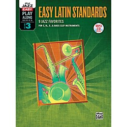 Alfred Easy Latin Standards Flexible Instrumentation Book & CD (00-38953)