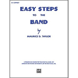 Alfred Easy Steps to the Band B-Flat Cornet (Trumpet) (00-70210)