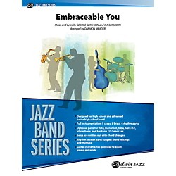 Alfred Embraceable You Jazz Band Grade 3.5 Set (00-41156)