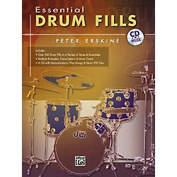 Alfred Essential Drum Fills (00-30291)