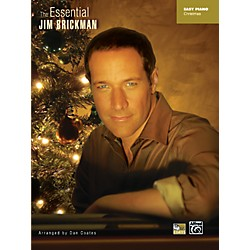 Alfred Essential Jim Brickman Christmas Easy Piano Book (00-33469)