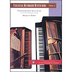 Alfred Essential Keyboard Repertoire Volume 2 (00-503C)