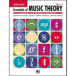 Alfred Essentials Of Music Theory Series (00-17231)