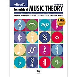 Alfred Essentials of Music Theory: Complete (Book/CD) (00-16486)