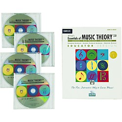 Alfred Essentials of Music Theory Software/CD-Rom (00-19349)
