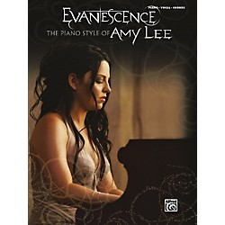 Alfred Evanescence: The Piano Style of Amy Lee (Piano, Vocal, and Chords Book) (00-32165)