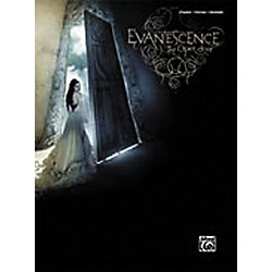 Alfred Evanescence Open Door Guitar Tab Songbook (00-27641)