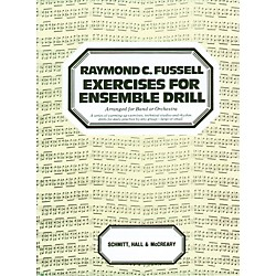 Alfred Exercises for Ensemble Drill Main Book (00-SCHBK09603)