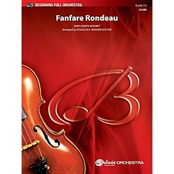 Alfred Fanfare Rondeau Full Orchestra Grade 1.5 Set (00-41197)