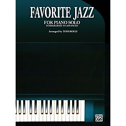 Alfred Favorite Jazz for Piano Solo (00-F3068P1A)