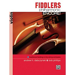 Alfred Fiddlers Philharmonic Encore! Violin Book (00-18080)