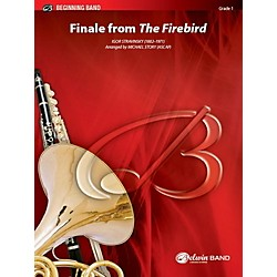 Alfred Finale from The Firebird Concert Band Grade 1 Set (00-42142)