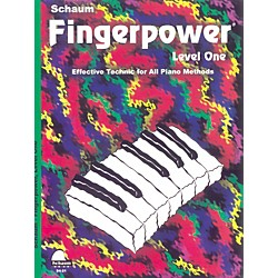Alfred Fingerpower Book Level 1 (44-0421)