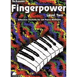 Alfred Fingerpower Book Level 2 (44-0422)