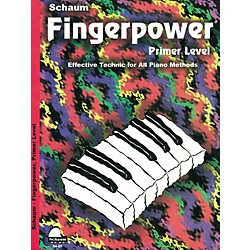 Alfred Fingerpower Book Primer (44-0420)