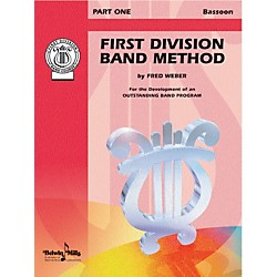 Alfred First Division Band Method Part 1 Bassoon (00-FDL00008A)