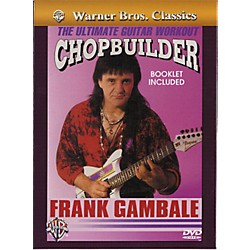 Alfred Frank Gambale - Chopbuilder The Ultimate Guitar Workout DVD (00-904155)
