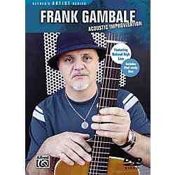 Alfred Frank Gambale: Acoustic Improvisation DVD (00-27918)